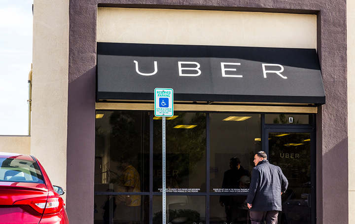 Uber not considered an employer
