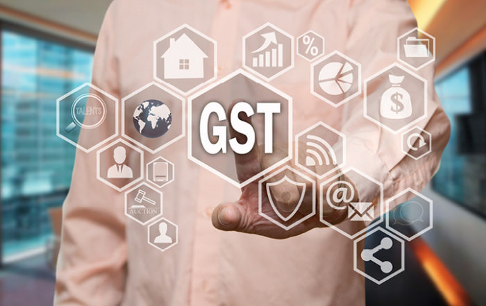 GST components