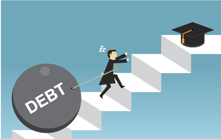 education debts