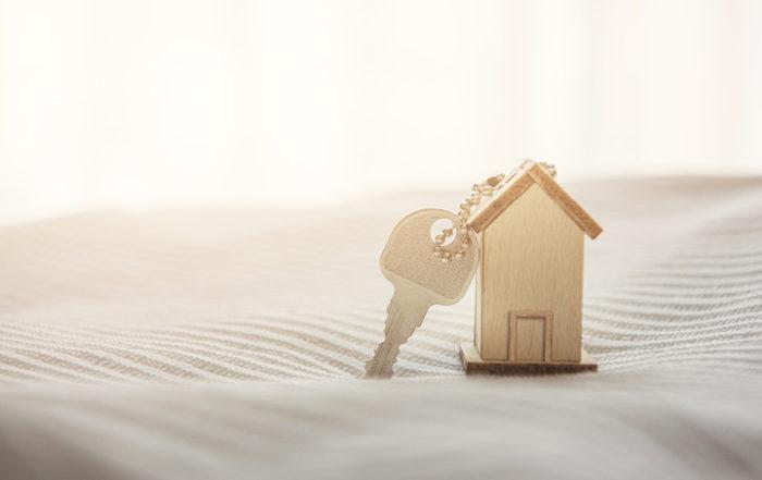 key and house keyring