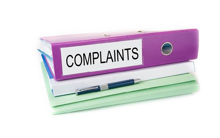 Financial Services Complaint